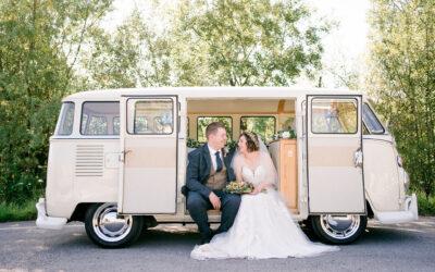 Lisa and Tom's Micro Wedding at Brockholes Nature Reserve
