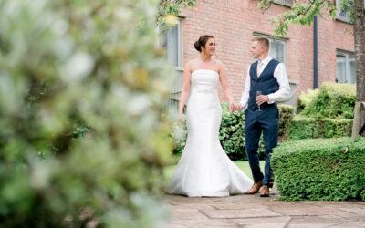 Lewis and Jessica's Wrightington Hotel Wedding